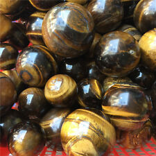 NATURE TIGEREYE SPHERE CRYSTAL BALL Healing 1000g(2.2lb) 23-50mm