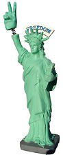Statue  Of Liberty Bobble Finger BobbleHead Love & Peace Happy Holidays Gift