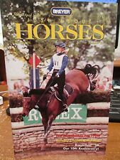 JUST ABOUT HORSES JAH Breyer 1999 Vol.26 #2 THE BASICS OF AIRBRUSH PAINTING MINT