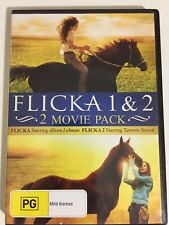 Flicka 1 & 2 Friends Forever - DVD R4 - Alison Lohman - Tammin Sursok - PG