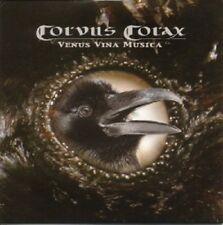 "CORVUS CORAX ""VENUS VINA MUSICA"" CD NEUWARE!!!!!!!!!!!"