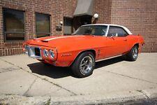 1969 Pontiac Firebird - Factory 2 Tone