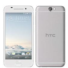 """NUOVO CON SCATOLA HTC One A9 16GB SILVER 5"""" pollici Sbloccato Di Fabbrica 4G/LTE 3G 2G GSM SIMFREE"""