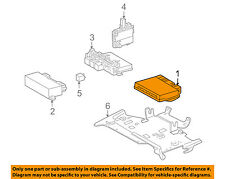 MERCEDES OEM 03-06 S430 Electrical-Module 0325458432