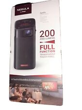 Proyector [ NEBULA  APOLLO pocket projector ] 200 Ansi Lumens  by Anker