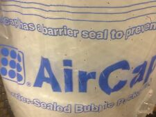 5 ROLLS SEALED AIR AIRCAP LARGE BUBBLE WRAP 300 mm X 50 m - FREE 24 H DELIVERY