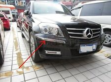 Corner Protector Front Grille Around Trim for 2011-2012 Benz GLK300 GLK350 X204