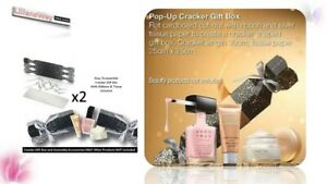 2x Avon Pop Up Cracker Gift Box With Accessories~Sent 1st Class Post~FAST & FREE