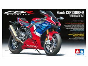 Tamiya 14138 1/12 Scale Motorcycle Model Kit Honda CBR1000RR-R Fireblade SP 2020