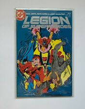 Legion of Super-Heroes 1984 Series # 1 August 1984 DC Comics Levits Giffen VF