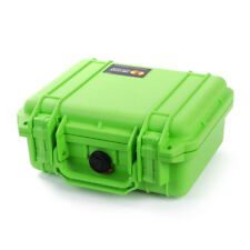 New Pelican Lime Green Case with Foam.