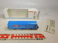 AU221-0,5# Märklin H0/AC 4735 Schiebewandwagen Cargo SBB-CFF NEM KK, NEUW+OVP