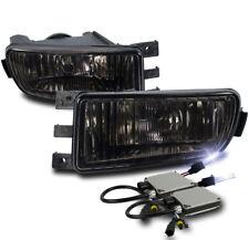 98-05 LEXUS GS300 GS400 GS430 BUMPER DRIVING FOG LIGHTS LAMP SMOKE W/10K HID KIT