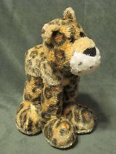 "First & Main Lankydoodle Leopard Plush 10"" Stuffed Animal"