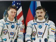 Photo of astronauts before launch. 2003 SOYUZ-TMA-3 Original