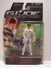 G.I. Joe Gijoe Rise Of Cobra Storm Shadow Paris Pursuit MOC 2008
