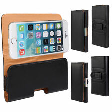 Tradesman Belt Clip Leather Case Pouch for Apple iphone 6s plus 5.5''