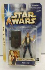 New Star Wars 2004 Saga Hall Of Fame Edition Han Solo Flight To Alderaan Figure