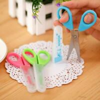Student Kids Children Safe Art Children Scissors For School Scrapbook Art SALE