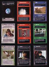 STAR WARS CCG Premiere Uncommon Black Border Cards BB 1995 Decipher SWCCG TCG