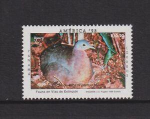 Panama - 1996, Amérique '96 Endangered Espèces Oiseau Tampon - MNH - Sg 1569