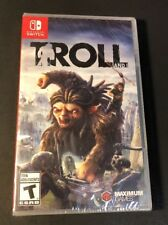 Troll and I (Nintendo Switch) New