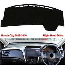 Right Hand Drive's Car Dashboard Cover Dash Mat Fit for Honda City 2015-2016