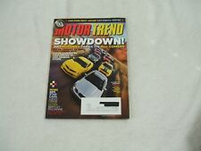Motor Trend Magazine ~ July 2010 ~ Can Ford Beat Japan? 2011 Fiesta Tested