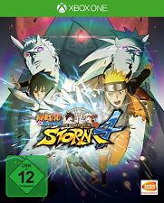 XBOX ONE - Naruto Shippuden - Ultimate Ninja Storm 4 (Microsoft) Spiel in OVP