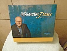 dave ramsey's financial peace university sealed