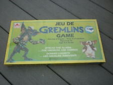 VINTAGE 1984 Golden Gremlins Board Game FACTORY SEALED RARE GIZMO 4773 FRENCH