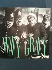 VARIOUS wavy gravy - four hairy policemen Label: BEWARE 999 LP  Grade: VG+