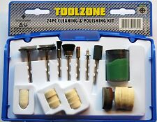 Cleaning and Polishing Kit for Small Rotary Drill (24-piece) Rotary Drill Kit