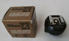 [N.MINT in Box] NIKON F3 AS-4 FLASH UNIT COUPLER w/English manual From Japan