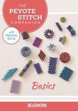 Peyote Stitch Companion: Basics with Melinda Barta DVD