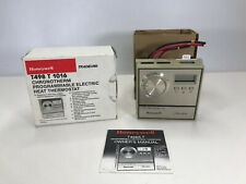 Honeywell Tradline T498 T 1016 Chronotherm Programmable Electric Heat Thermostat