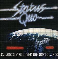 Status Quo - Rockin All Over the World [New CD] Bonus Track
