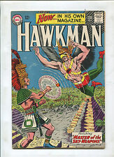 HAWKMAN #1 (4.5) KEY ISSUE!