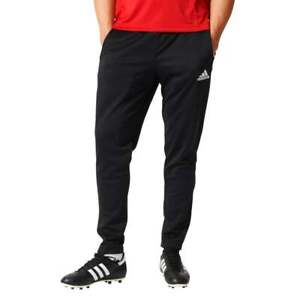 ADIDAS Climalite Mens Sereno Tracksuit Bottoms Running Pant Trouser Joggers L