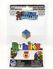 NEW WORLD'S SMALLEST RUBIK's CUBE Mini Toy Brain Teaser - Really Works!