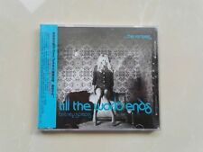 """Britney Spears """"Till The World Ends"""" The Remix 17-Track EP China CD NEW"""