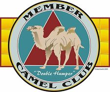 """Sobrity Recovery  Anonymous Alcoholics T-Shirts   """"Camel Club'"""""""