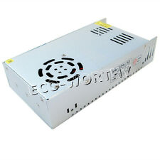 DC12V 30A Switch Power Supply Adjustable Variable Precision for Wireless Router