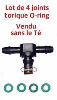 ⭐Joint retour injecteur torique fuite 4 pcs Gasoil Bosch 1.4/1.6 HDI,1.5/1.9 DCI