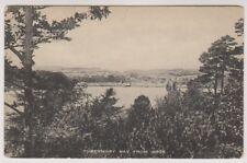 Argyllshire postcard - Tobermory Bay from Aros