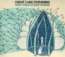 Great Lake Swimmers - New Wild Everywhere [New CD] UK - Import