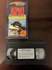 VHS Tape - ULTIMATE GUN DOG - Hunting Dog Training Made Easy John Kabbes Vol. 1