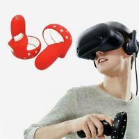 Grip Controller Silikonschutzhülle für Oculus Quest 2 VR B4D8