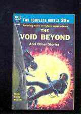 Ace Double D322 Robert Moore WILLIAMS : The Blue Atom + The Void Beyond 1958