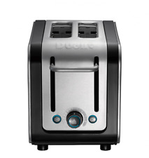 Dualit Architect 2-Slot, 1200W, Stainless Steel Toaster (